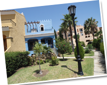 vakantiehuis andalusië